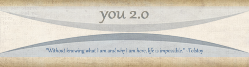 You 2.0 Banner